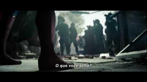 O Homem de Aço - Trailer 2 (leg) HD