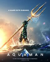 Aquaman o Mar está Subindo