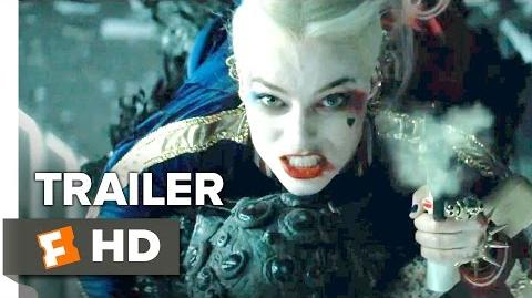 Suicide Squad - Trailer Oficial 2 HD
