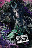 Imagem promocional da Magia em 'Suicide Squad'