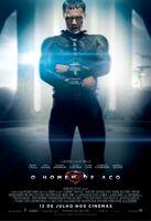 Pôster do Zod de 'Man of Steel'