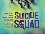 Suicide Squad: The Official Movie Novelization