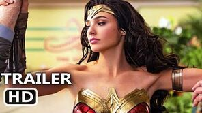 WONDER WOMAN 1984 Final Trailer (New 2020) Superhero Movie HD