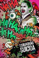 Imagem promocional do Coringa em 'Suicide Squad'