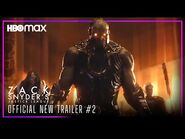 Justice League Snyder Cut (2021) Official NEW Trailer -2 - HBO Max