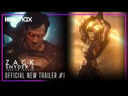 Justice League Snyder Cut (2021) Official NEW Trailer -1 - HBO Max