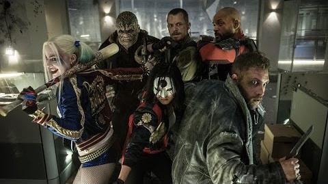 Suicide Squad - Trailer Oficial 1 HD