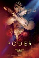'Wonder Woman' pôster Poder