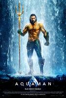 Pôster 'Aquaman'