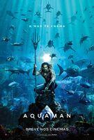 Pôster de 'Aquaman'