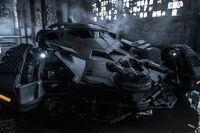 Primeira imagem do Batmóvel