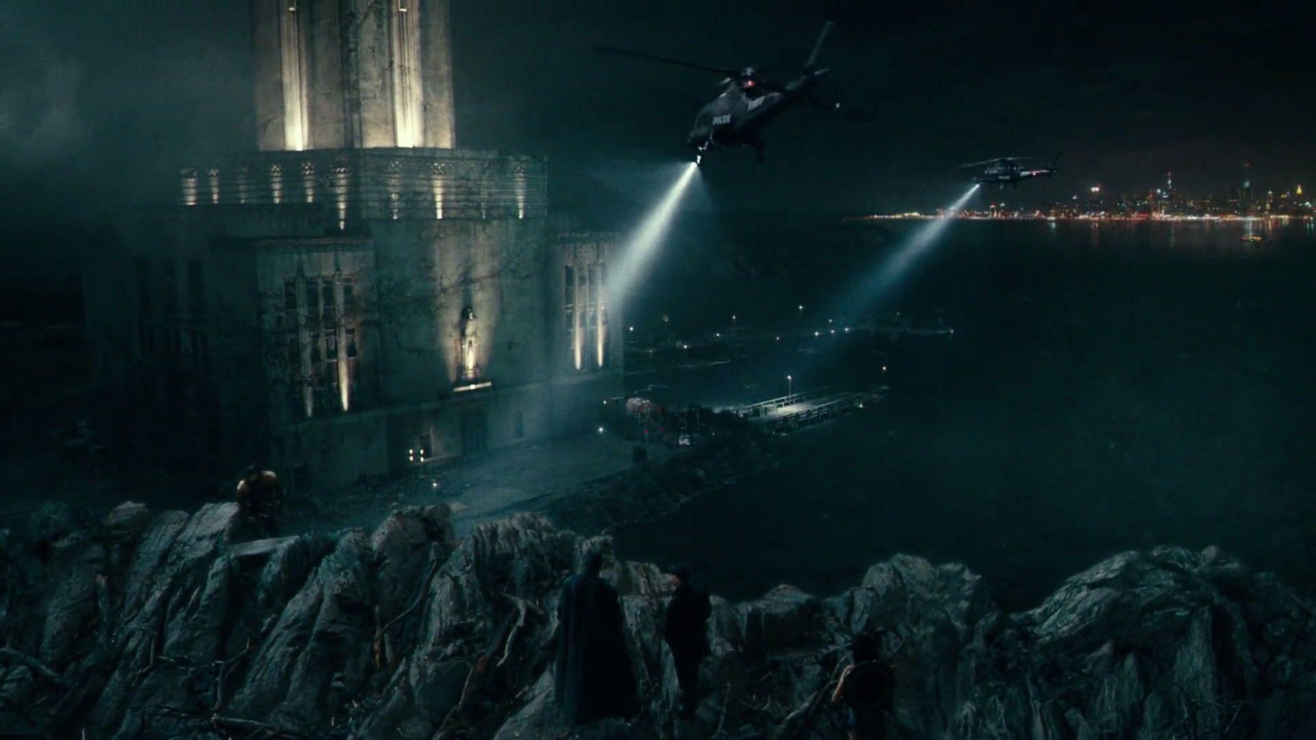 Gotham Harbor