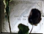 Charles Wayne grave