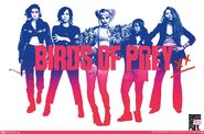 BIRDS OF PREY Banner