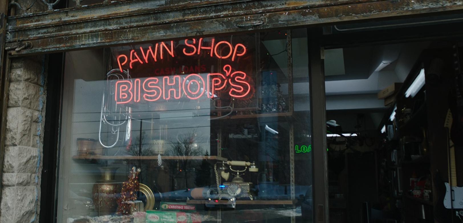 Bishop's Pawn Shop