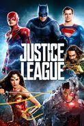 Justice League - Digital release poster