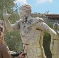 Romulus statue