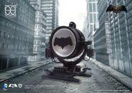 Herocross BvS Bat Signal