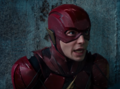 The Flash admitting to his inexperience