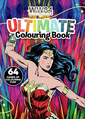 Wonder Woman 1984 Ultimate Colouring Book