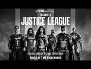 Zack Snyder's Justice League Soundtrack - Cyborg Becoming - Human All Too Human - Tom Holkenborg