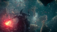 Steppenwolf underwater in Atlantis
