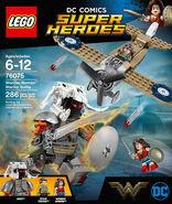 Lego - Wonder Woman battle