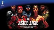 Justice League Official Soundtrack Logos - Danny Elfman WaterTower