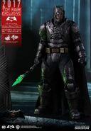 Hot Toys BvS battle damaged armored Batman