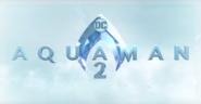 Aquaman 2 - Provitional Logo