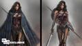 Wonder Woman NYCC concept art 2