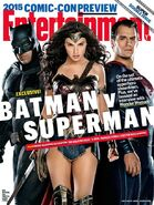 Entertainment Weekly july cover