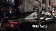 Bruce Wayne CEO Wayne Enterprises