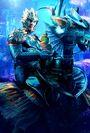 Aquaman King Nereus Character Textless Poster