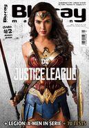 Blu-ray magazine-WonderWoman