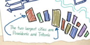 Cities contained in Atlantis