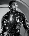 Cyborg ZSJL character promo