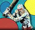 Polka-Dot Man (comics) - The Suicide Squad Roll Call