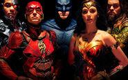 Justice League - Group portrait