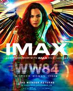 WW1984 IMAX Poster