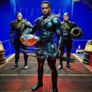 Black Manta - Aquaman 2 - BTS (4)