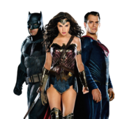 Batman v Superman Textless magazine cover