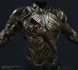 Aquaman Armor Shoulder Strap