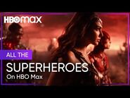 All of the Superheroes on HBO Max