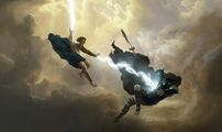 Zeus vs Ares