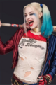 Suicide Squad character portrait - Harley Quinn