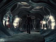 Superman's suits