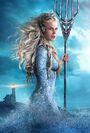 Aquaman Queen Atlanna Character Textless Poster