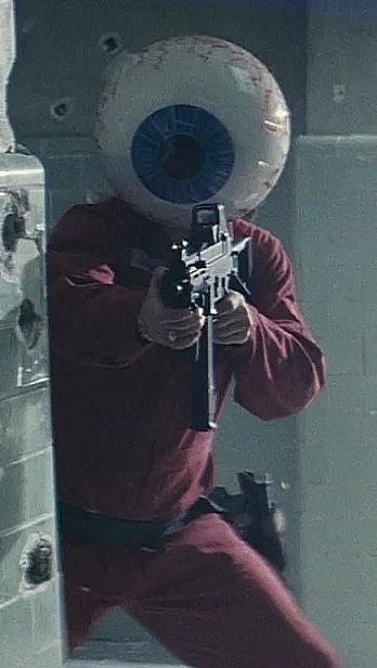 Eyeball Man