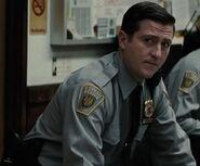 Patrick O'Connor Cronin as Gotham Desk Cop